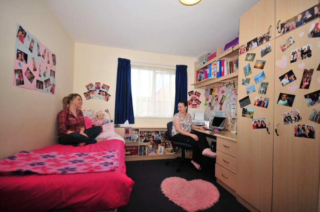 Shaftesbury Halls University of Gloucestershire