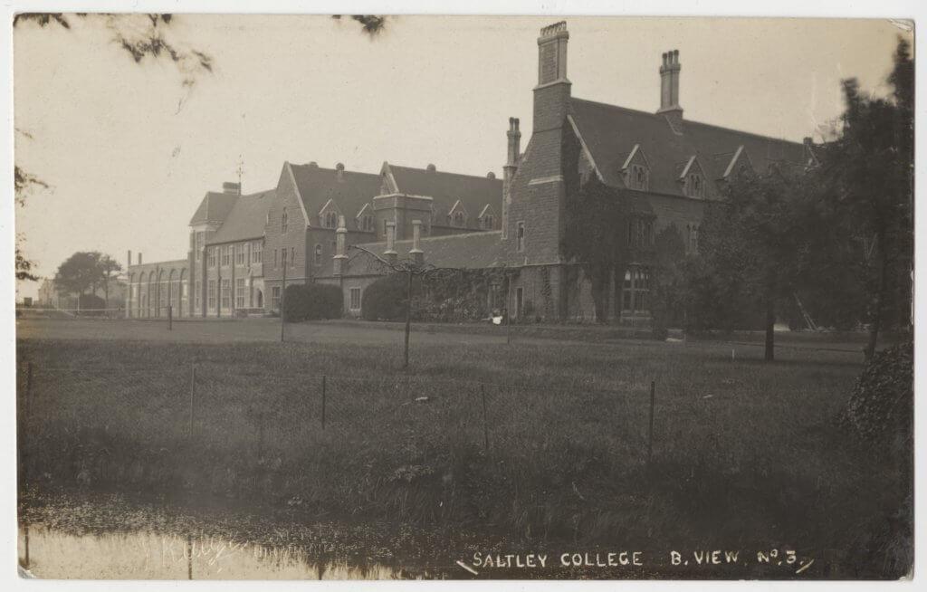 Saltley postcard c1912