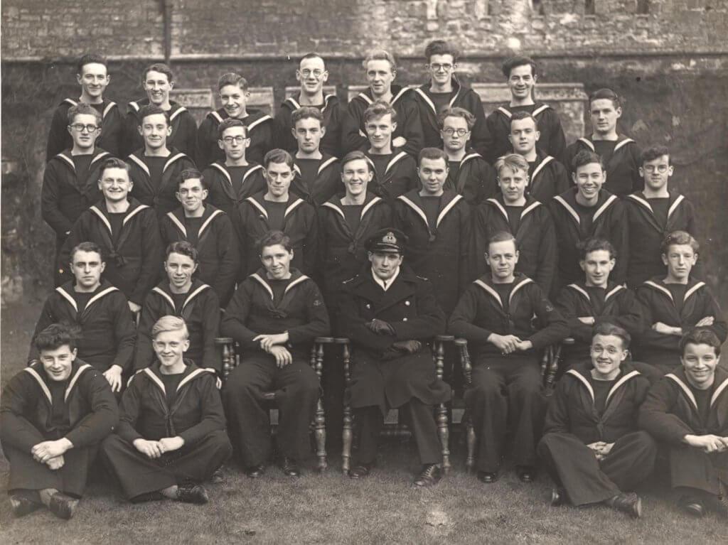 Sea Cadets 1943-44