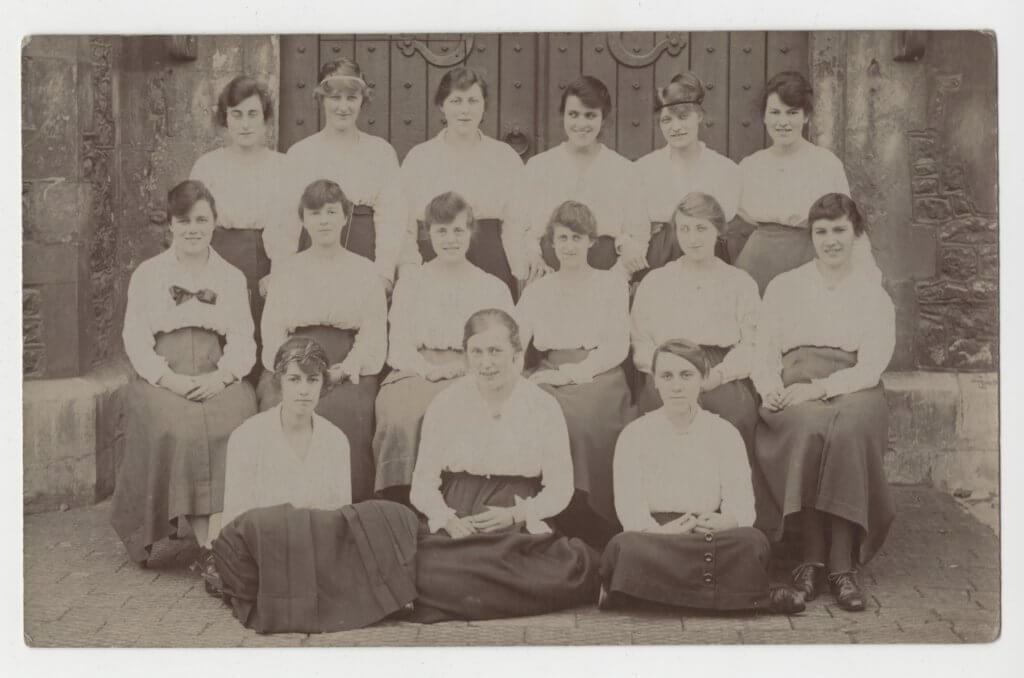 St Mary's 1917-1919