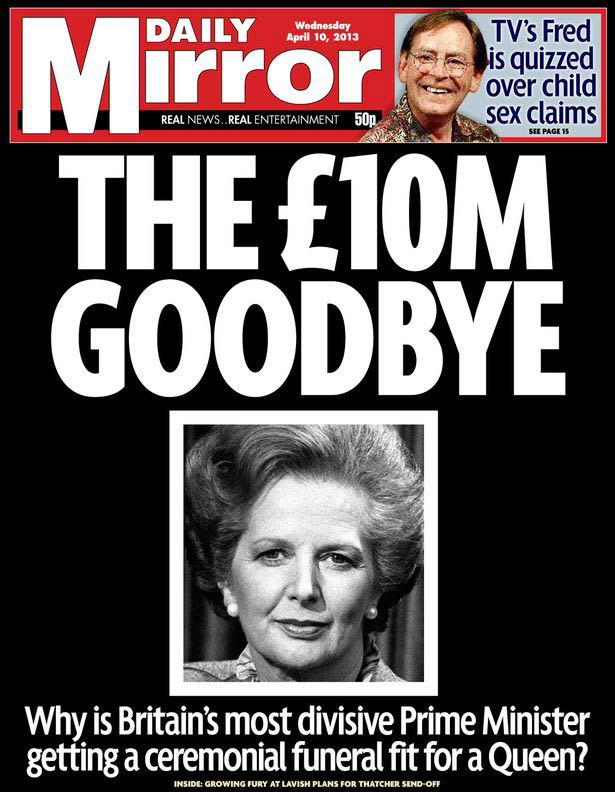 Daily-Mirror-front-page--April-10th-2013--Thatcher-funeral-1821902