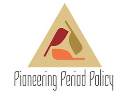 period policy logo